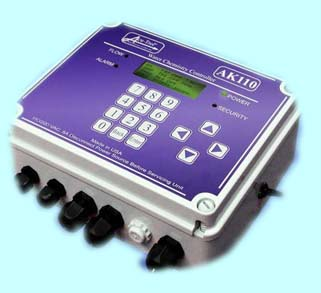 Acutrol Ak110 Automatic Chemical Controller For Swimming Pools